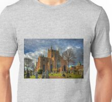 Church and Tower Unisex T-Shirt