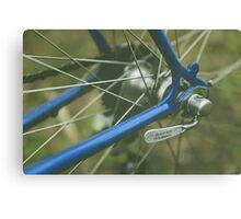 Road Bike Canvas Print