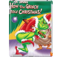 GRINCH FOR CHRISTMAS TREE iPad Case/Skin