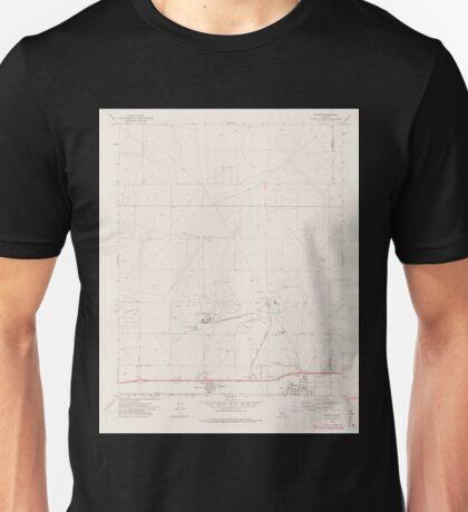 USGS TOPO Map California CA Boron 302469 1973 24000 geo Unisex T-Shirt