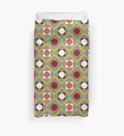 Intersection [tiles] Duvet Cover