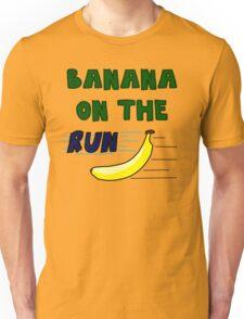 Banana On The Run! Unisex T-Shirt