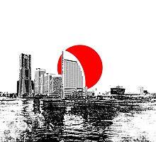 Japan - Yokohama by vivalarevolucio