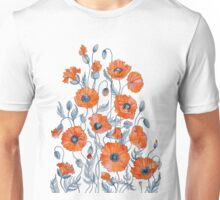 Floral Botanical art Unisex T-Shirt