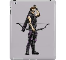 Hawkeye - Ready to go iPad Case/Skin