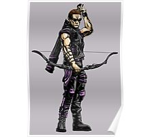 Hawkeye - Ready to go Poster