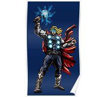 Thor - Lightning Strikes! Poster