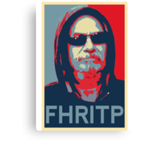 FHRITP (hope poster) Canvas Print