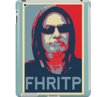 FHRITP (hope poster) iPad Case/Skin