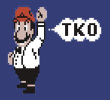 Mario Punch Out Referee. by TotalPotencia