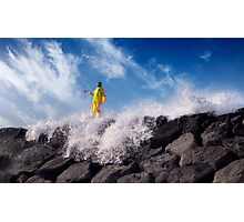 Ocean Tamer Photographic Print