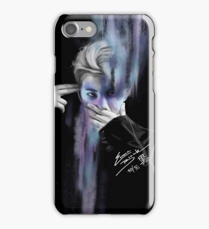 Rap Monster iPhone Case/Skin