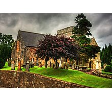Biggar Kirk Photographic Print