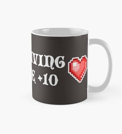 Life-Giving Coffee +10 Mug