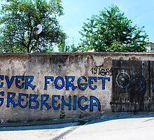 Graffiti in Travnik by jojobob