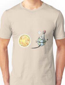 Rad Laps Around An Explosion Unisex T-Shirt