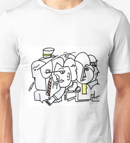 After Picasso - B20 The Candidates Unisex T-Shirt
