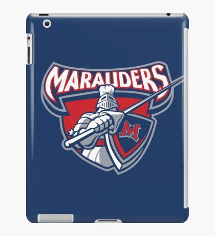 Miller Marauders Logo iPad Case/Skin