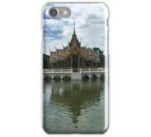Bang Pa-in, Phra Nakhon Si Ayutthaya, Thailand iPhone Case/Skin
