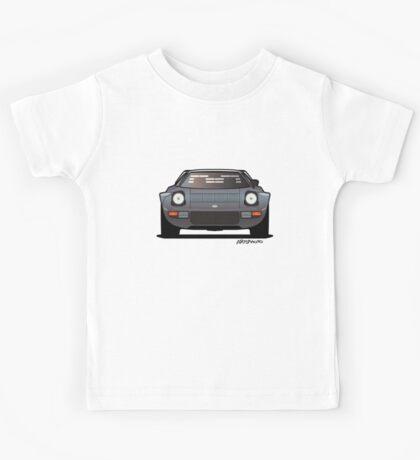 Modern Euro Icons Car Series Lancia Stratos HF Tipo 829 Split Kids Tee