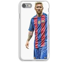 Lionel Messi Collection iPhone Case/Skin