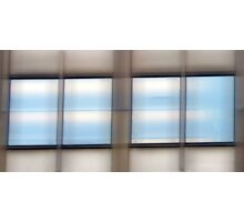 Window Panes #2 Photographic Print