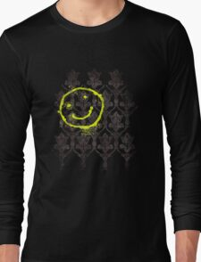 221B wallpaper Long Sleeve T-Shirt