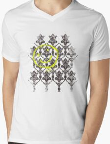 221B wallpaper Mens V-Neck T-Shirt