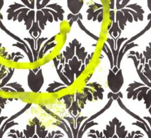 221B wallpaper Sticker