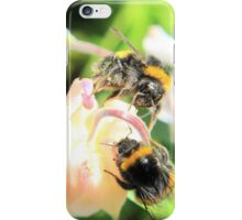 How do you get inside this bud? iPhone Case/Skin