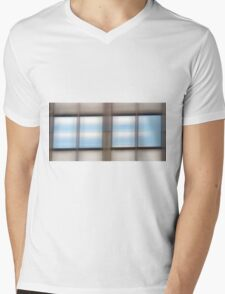 Window Panes #2 Mens V-Neck T-Shirt