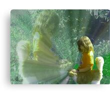 ME AND MY BEST FRIEND Canvas Print