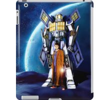 Giant Robot Phone Box with The Doctor iPad Case/Skin