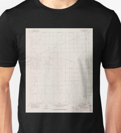 USGS TOPO Map California CA Boron NW 302471 1973 24000 geo Unisex T-Shirt