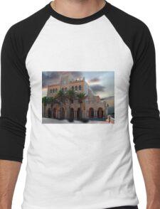 Ciutadella Town Hall II - reworked Men's Baseball ¾ T-Shirt