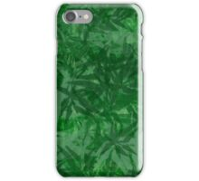 Tropical forest art iPhone Case/Skin
