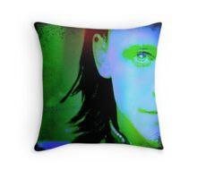 Mischief Throw Pillow
