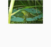 Frog on a Lily Pad  Unisex T-Shirt