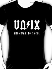 Highway to Shell (white) T-Shirt