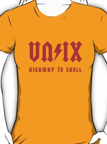 Highway to Shell (r&y) T-Shirt