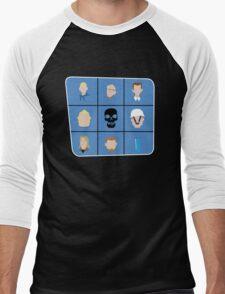 The Venture Bunch Men's Baseball ¾ T-Shirt