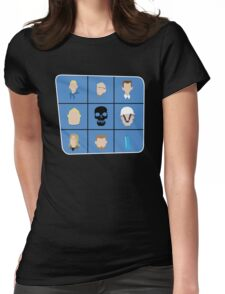 The Venture Bunch Womens Fitted T-Shirt