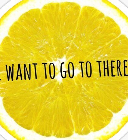 30 Rock Liz Lemon Quote Sticker