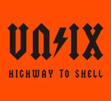 Highway to Shell Kids Clothes