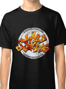 Bill & Ted's Excellent Adventure Wyld Stallyns  Classic T-Shirt