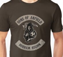 Sons of Anfield - Durham Region Canada Unisex T-Shirt