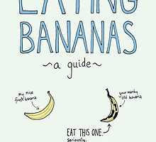 Eating Bananas: A Guide by evilflea