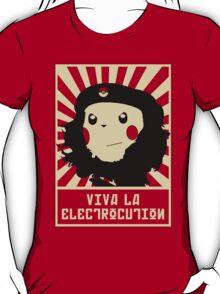Pikache Red T-Shirt