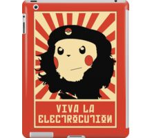 Pikache Red iPad Case/Skin