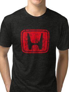 Honda Grunge Tri-blend T-Shirt